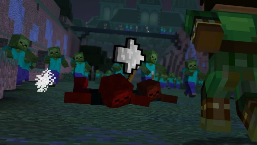 Minecraft: Story Mode - Episode 6: A Portal to Mystery Screenshot 64657