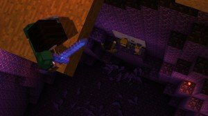 'Minecraft: Story Mode - Episode 6: A Portal to Mystery - Screenshot #2