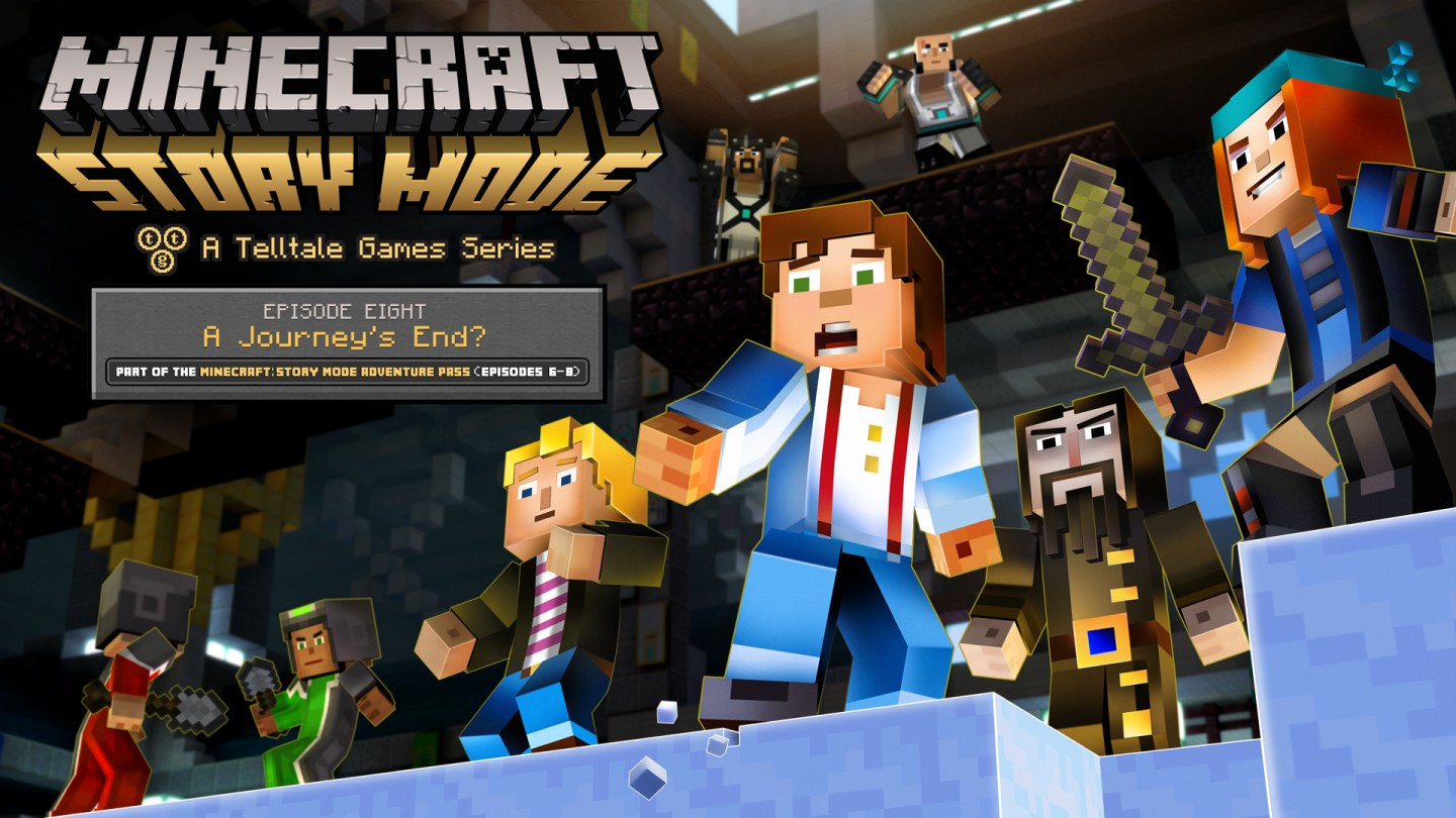 minecraft story mode season 2 apk episode 5