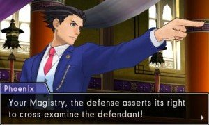 Phoenix Wright: Ace Attorney - Spirit of Justice Screenshot #1