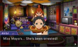 'Phoenix Wright: Ace Attorney - Spirit of Justice - Screenshot #7