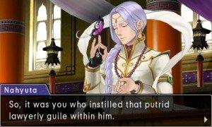 'Phoenix Wright: Ace Attorney - Spirit of Justice - Screenshot #5