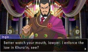 'Phoenix Wright: Ace Attorney - Spirit of Justice - Screenshot #3