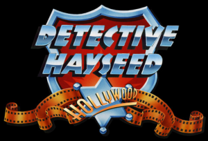 Detective Hayseed: Hollywood Box Cover