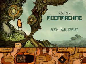 Sofus and the Moonmachine Screenshot #1