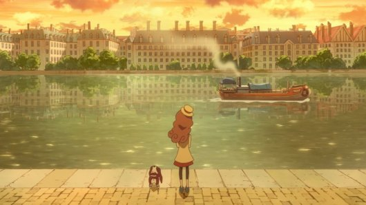 Lady Layton: The Millionaire Ariadone's Conspiracy Screenshot 7