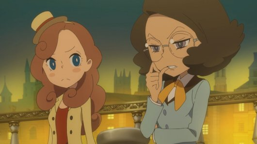 Lady Layton: The Millionaire Ariadone's Conspiracy Screenshot 5