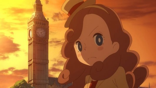 Lady Layton: The Millionaire Ariadone's Conspiracy Screenshot 2