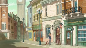 'LAYTON'S MYSTERY JOURNEY: Katrielle and the Millionaires' Conspiracy - Screenshot #3