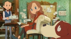 'LAYTON'S MYSTERY JOURNEY: Katrielle and the Millionaires' Conspiracy - Screenshot #1