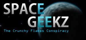 Space Geekz: The Crunchy Flakes Conspiracy Box Cover