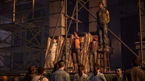 'The Walking Dead: A New Frontier - Episode Four: Thicker than Water - Screenshot #9