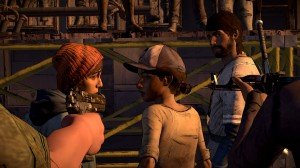 'The Walking Dead: A New Frontier - Episode Four: Thicker than Water - Screenshot #8
