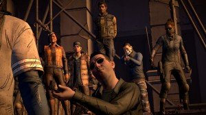 'The Walking Dead: A New Frontier - Episode Four: Thicker than Water - Screenshot #6