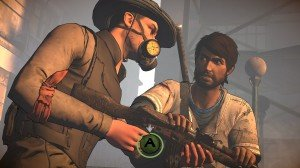 'The Walking Dead: A New Frontier - Episode Four: Thicker than Water - Screenshot #4
