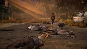 'The Walking Dead: A New Frontier - Episode Five: From the Gallows - Screenshot #1