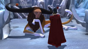 'King's Quest: Chapter 4 - Snow Place Like Home - Screenshot #10