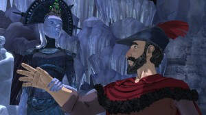 'King's Quest: Chapter 4 - Snow Place Like Home - Screenshot #6