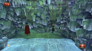 'King's Quest: Chapter 4 - Snow Place Like Home - Screenshot #3