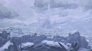'King's Quest: Chapter 4 - Snow Place Like Home - Screenshot #1