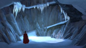 'King's Quest: Chapter 4 - Snow Place Like Home - Screenshot #9