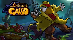 Detective Gallo - Cover art