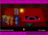 Sonic and Friends in Club House