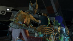 'Marvel's Guardians of the Galaxy: The Telltale Series - Screenshot #6