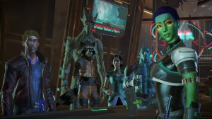 'Marvel's Guardians of the Galaxy: The Telltale Series - Screenshot #1