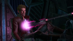 'Marvel's Guardians of the Galaxy: The Telltale Series - Episode One: Tangled Up in Blue - Screenshot #7