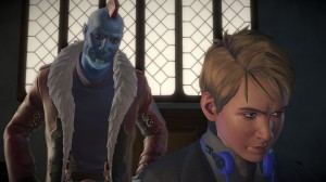 'Marvel's Guardians of the Galaxy: The Telltale Series - Episode One: Tangled Up in Blue - Screenshot #2