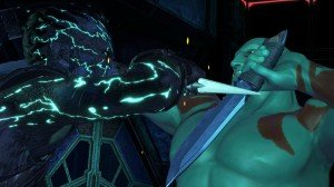 'Marvel's Guardians of the Galaxy: The Telltale Series - Episode Five: Don't Stop Believin' - Screenshot #12