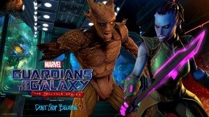 Marvel's Guardians of the Galaxy: The Telltale Series - Episode Five: Don't Stop Believin' - Cover art