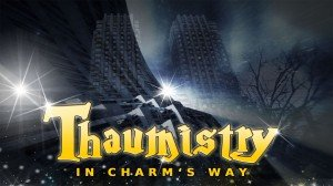 Thaumistry: In Charm's Way Box Cover