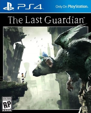 The Last Guardian Box Cover