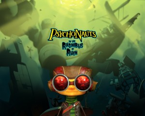Psychonauts in the Rhombus of Ruin Box Cover