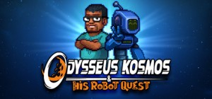 Odysseus Kosmos and his Robot Quest: Episode One Box Cover
