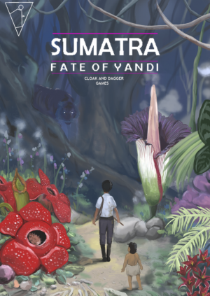 Sumatra: Fate of Yandi Box Cover