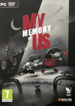 My Memory of Us - Cover art