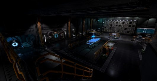 Station, The Screenshot 1