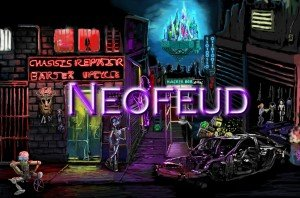 Neofeud Box Cover