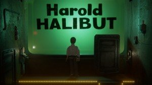 Harold Halibut Box Cover