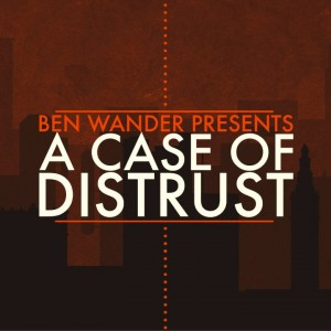 Case of Distrust, A - Cover art
