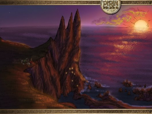 Screenshot for Eselmir and the five magical gifts #1