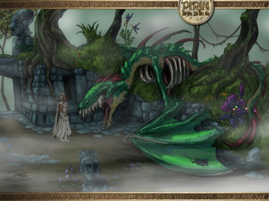 Screenshot for Eselmir and the five magical gifts #2