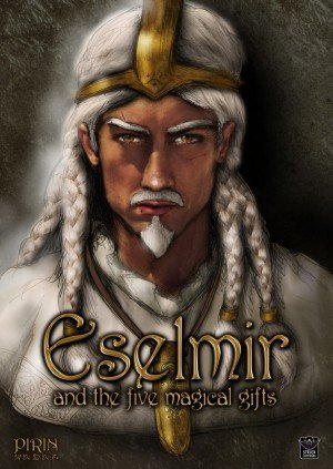 Eselmir and the five magical gifts Box Cover