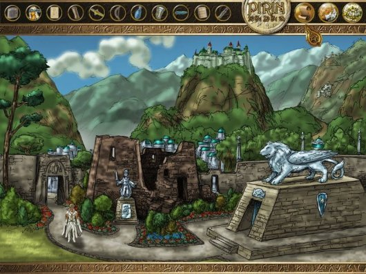 Screenshot for Eselmir and the five magical gifts #0