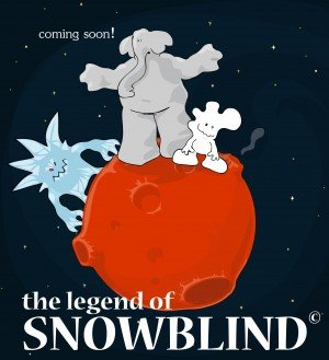The Legend of Snowblind Box Cover