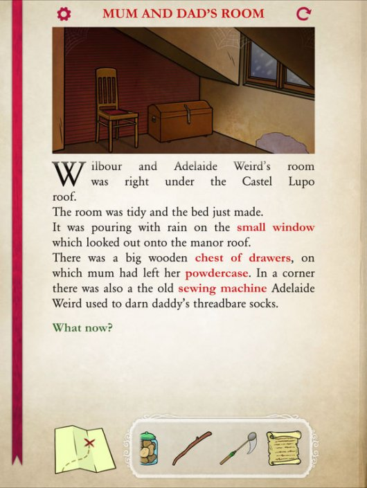 Secret of Castel Lupo, The Screenshot 3