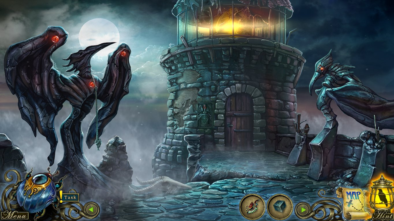 Dark Tales: Edgar Allan Poe's The Black Cat « PCGamesTorrents
